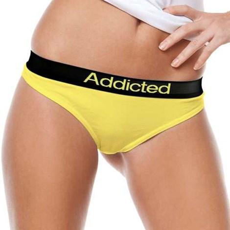 Stringi Addicted żółte