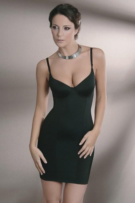 High - uciskowa sukienka