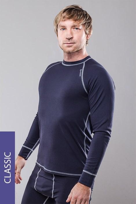 Koszulka męska termoaktywna Classic - szara