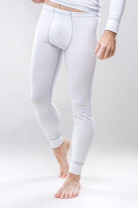 Kalesony termoaktywne  męskie Classic - białe