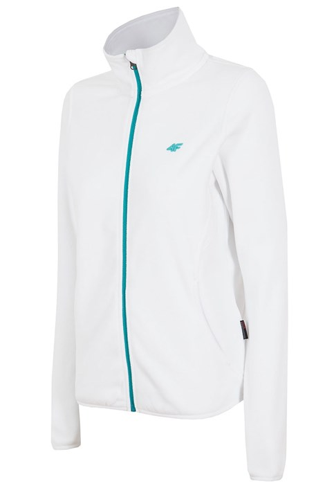 Damska bluza z polaru Zipper