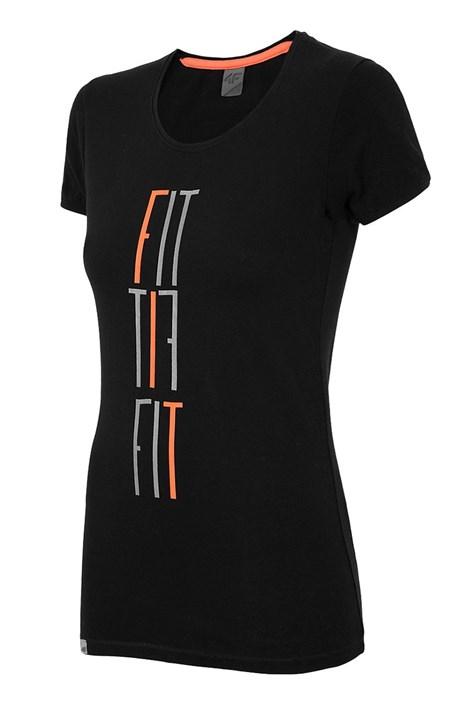 Damski T-shirt sportowy Fit