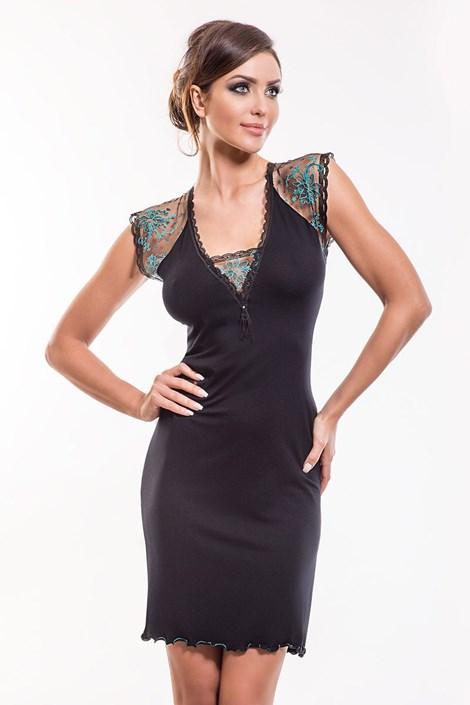 Elegancka koszulka Leda Black