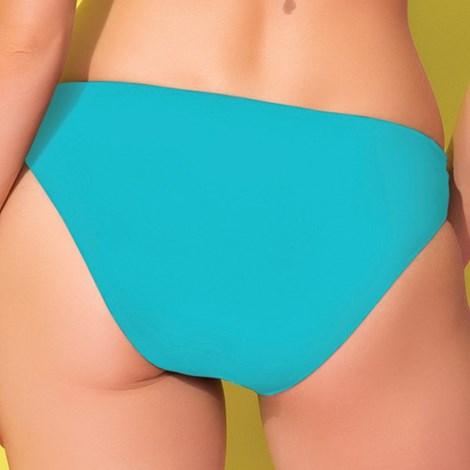 Figi od dwuczęściowego kostiumu kąpielowego Strappy Blue