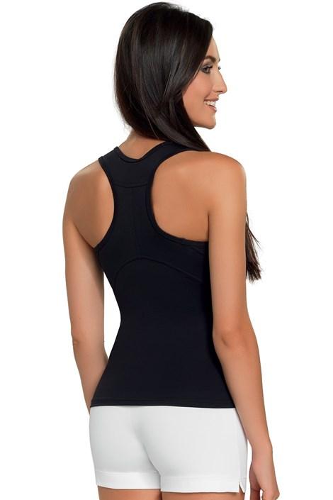Koszulka sportowa Milenka czarna