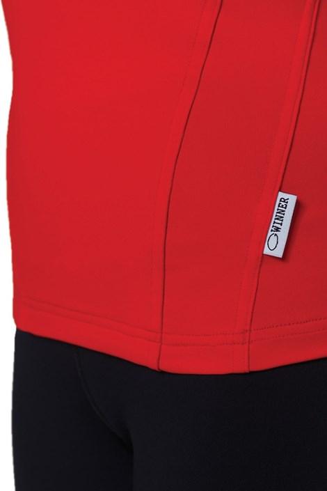 Koszulka sportowa Milenka czerwona