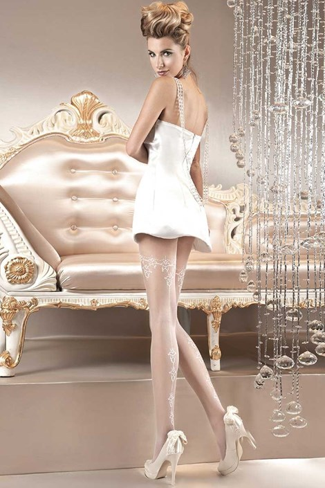 Luksusowe rajstopy Pearl 110