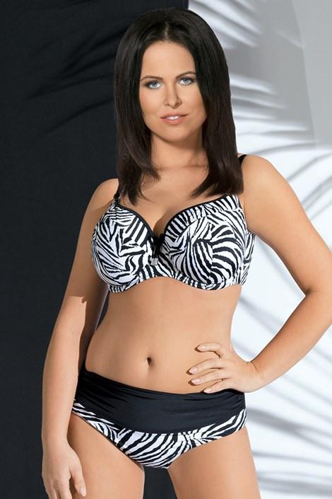 Góra od damskiego kostiumu kąpielowego Safari SK19 lekko usztywniany