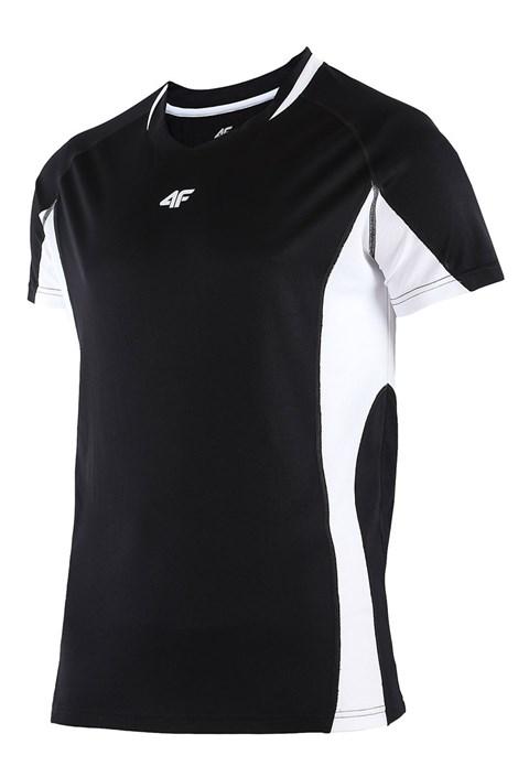 Koszulka sportowa męska Black