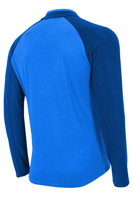 Męska bluza polarowa Blue 4F