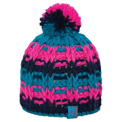 Ciepła dzianinowa damska czapka Kala