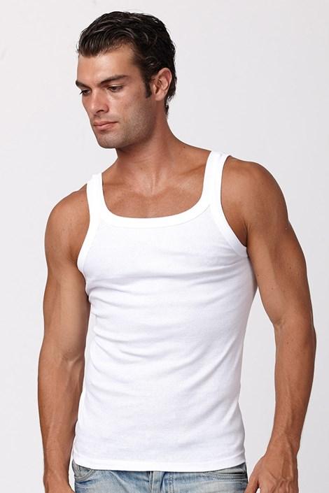 Męska podkoszulka na ramiączka Enrico Coveri ET1105