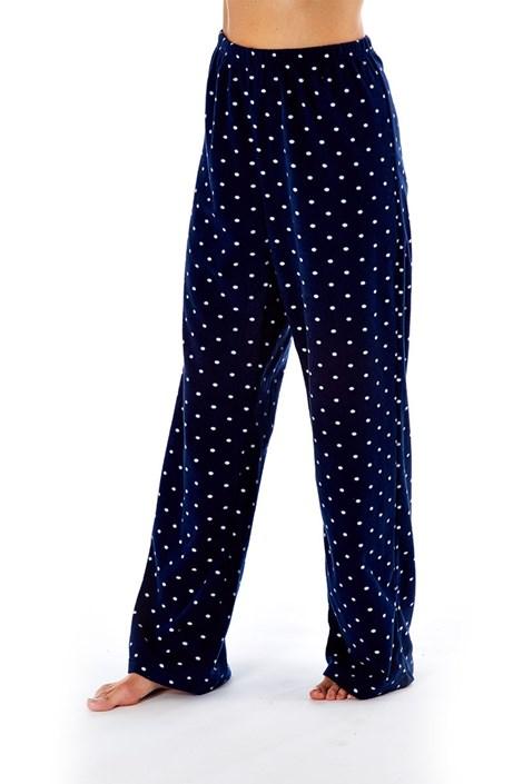Damskie spodnie od piżamy Miranda Navy