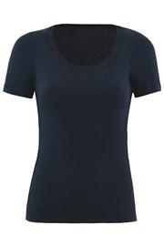 Damska koszulka funkcjonalna z krótkim rękawkiem