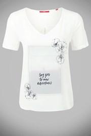 Elegancka damska bluzka s.Oliver