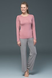 Damska piżama Rose - modal