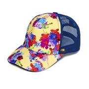 Damska czapka z daszkiem Phax Flowers