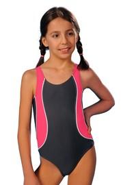 Dziewczęcy kostium kąpielowy Anita