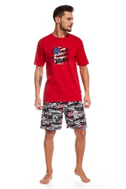 Męska piżama America