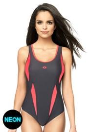Damski, jednoczęściowy kostium pływacki Aqua