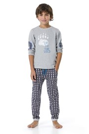 Chłopięca piżama Bear Trace
