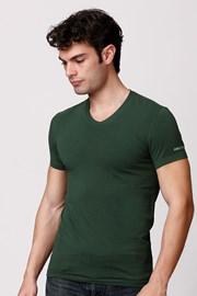 Męski bawełniany T-shirt włoskiej produkcji Enrico Coveri ET1501