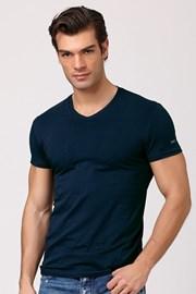 Męski bawełniany T-shirt włoskiej produkcji Enrico Coveri ET1501 Jeans