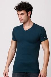 Męski bawełniany T-shirt włoskiej produkcji Enrico Coveri ET1501 Otanio