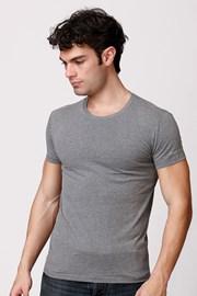 Męski bawełniany T-shirt włoskiej produkcji Enrico Coveri ET1504 Grimel