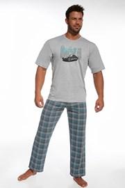 Męska piżama z bawełny Freedom
