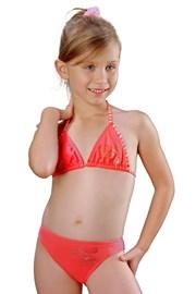 Dziecięcy, dziewczęcy kostium kąpielowy Julka