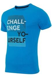 Męski markowy T-shirt 4F TSM016