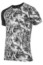 Męski T-shirt sportowy 4F
