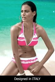 Luksusowy włoski kostium kąpielowy Lalia