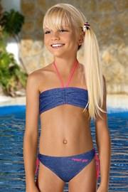Dziewczęcy kostium kąpielowy Dania M65