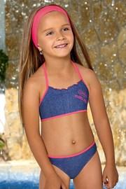 Dziewczęcy kostium kąpielowy Michelle M66