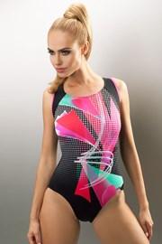 Jednoczęściowy kostium kąpielowy Murcia Pink