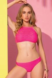 Dwuczęściowy kostium kąpielowy Strappy Pink