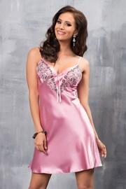 Luksusowa, satynowa koszula nocna Paola