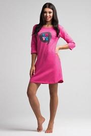Damska koszula nocna Love Pink