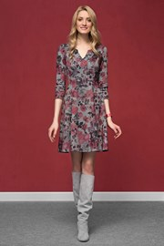 Romantyczna sukienka damska Vena
