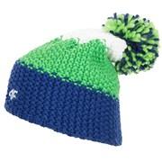 Uniwersalna, trójkolorowa czapka 4F