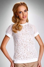 Damska koronkowa bluzka Fiorella
