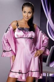 Koszulka satynowa Mirabelle Pink
