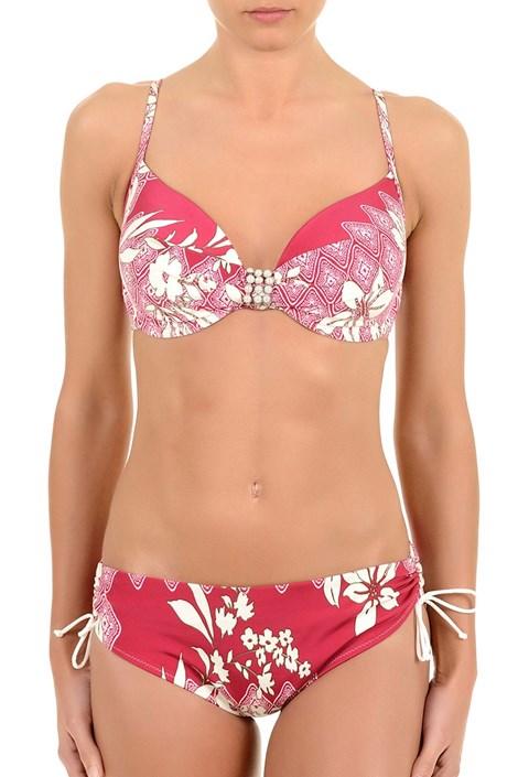 Górna część luksusowego damskiego kostiumu kąpielowego Serafina - biustonosz usztywniany