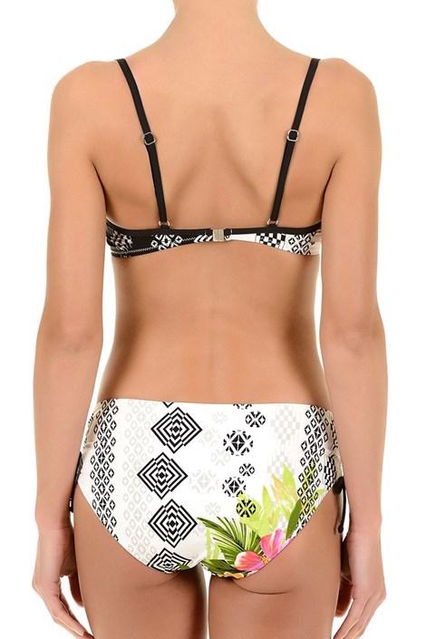 Górna część luksusowego dwuczęściowego kostiumu kąpielowego Teresa - biustonosz usztywniany