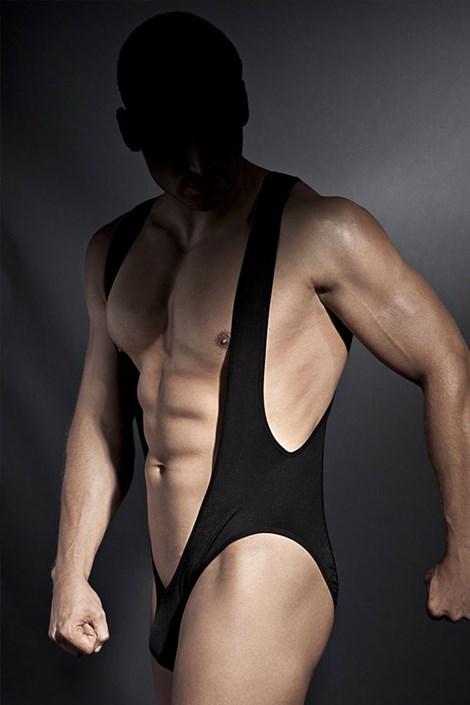 Męskie body erotyczne Bryan