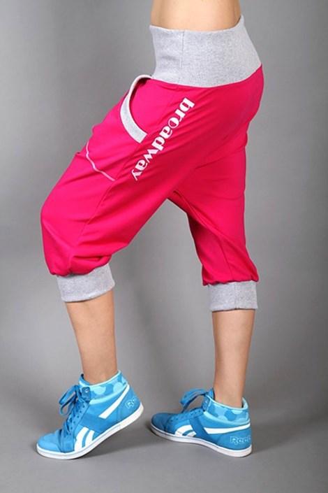 Spodnie sportowe Electric magenta