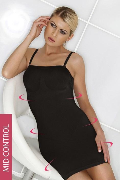 Mid-Kompresyjna sukienka  Hanna 6722-MicroClima