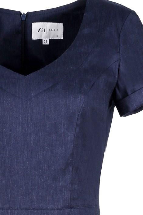 Luksusowa lniana sukienka Karissa 28